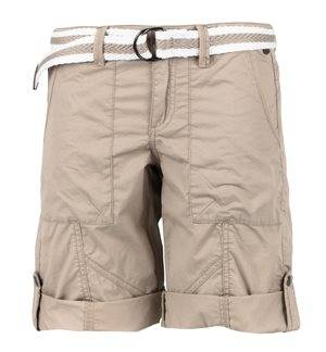 046CC1C018 270 BEIGE NEW PLAY SHORTS WOVEN