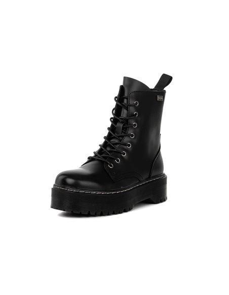 adidas Originals-Stan Smith Casual Hombre Negro