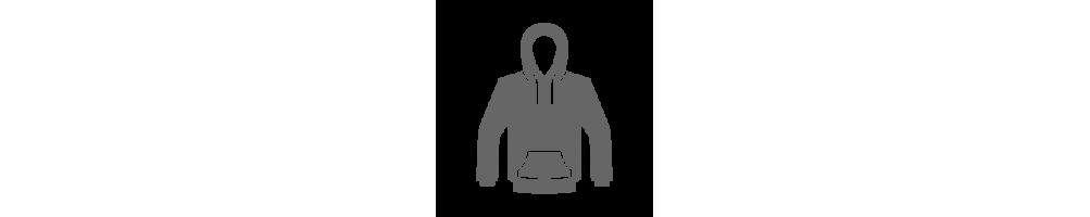 Sudaderas y chaquetas