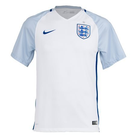 NIKE - English Football Selection T - Shirt FFF Stadium Home 2016