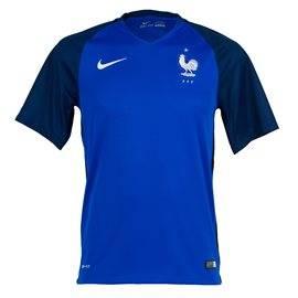 NIKE - Camiseta Selección Francesa Fútbol FFF Stadium Home 2016