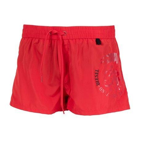 DIESEL - Bañador Sandy E Short Hombre Rojo