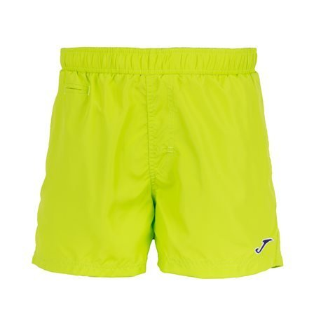 JOMA - Men's Bermuda Swimsuit. Lime Green