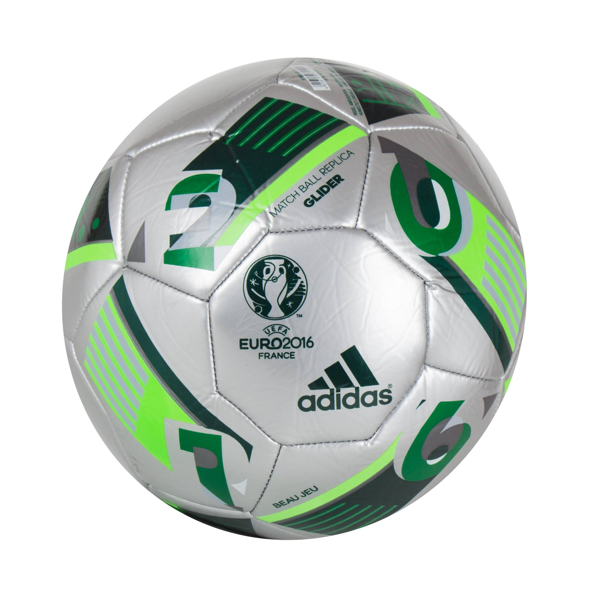 adidas Performance - Glider Beau Jeu Ball Euro2016. Grey. Loading zoom 75e19860b85e8