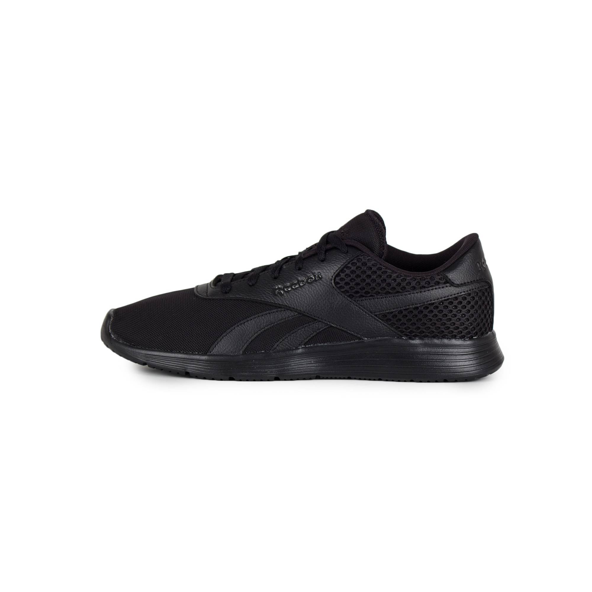 Reebok Classic - Royal EC Ride FS Men's Black Shoes