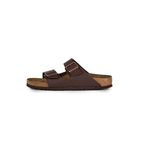 BIRKENSTOCK - Arizona Women's Brown Anatomical Sandals