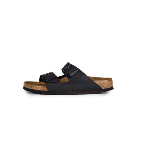 BIRKENSTOCK - Arizona Women's Black Anatomical Sandals
