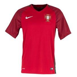 NIKE - Portuguese Football Selection T - Shirt Stadium Home 2016