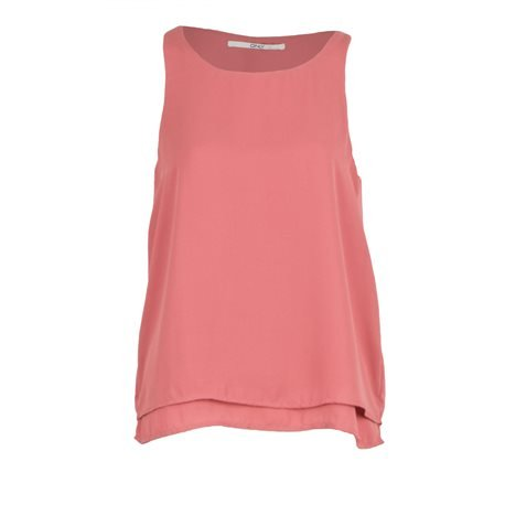 ONLY - Camiseta de tirantes onIANNA Mujer Rosa