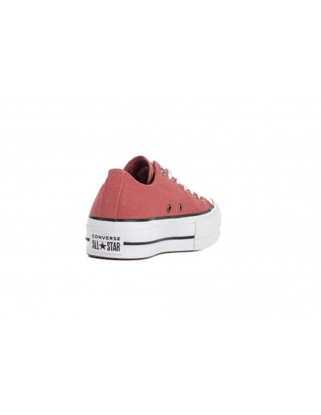 564996C LIGHT REDWOOD/WHT/BLACK CHUCK TAYLOR STAR LIFT SEASO