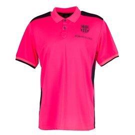 FC BARCELONA - Polo Training FCB Hombre Fucsia Fluor