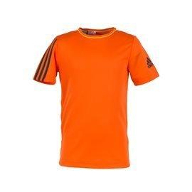 adidas Performance - Camiseta manga corta Training YB G T Junior Naranja