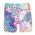 DESIGUAL - Leggins cortos deportivos CD Short Tight P Multicolor