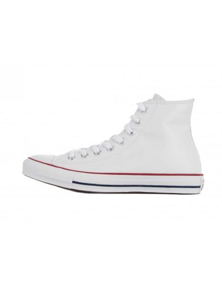 CONVERSE - Zapatillas blancas Chuck Taylor Hi Unisex