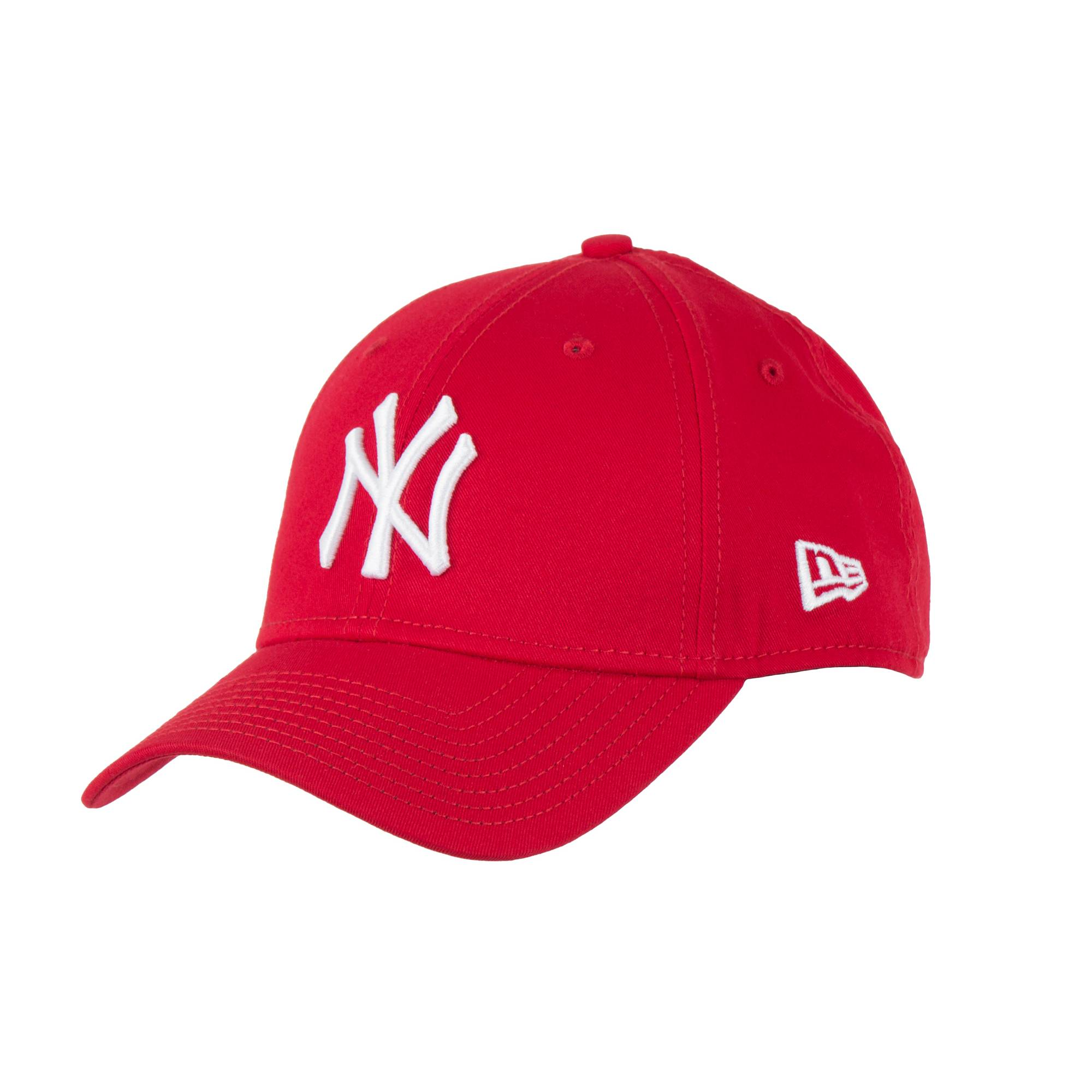 NEW ERA- Adjustable Peaked Cap NY Yankees 9 Forty. Red. Loading zoom e876cdc5c4af