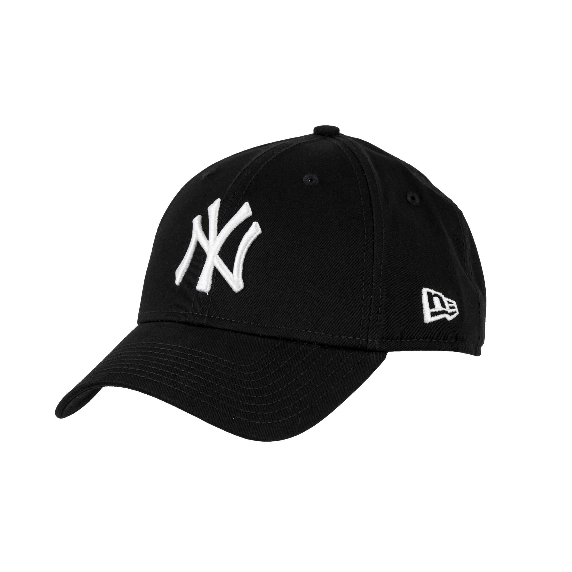 79aabc2b15dd4 NEW ERA - Gorra Adjustable NY Yankees 9 Forty Negro