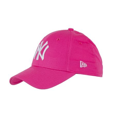 7ccb69c5c36b4 NEW ERA - Gorra Adjustable NY Yankees 9 Forty Rosa