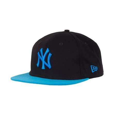 NEW ERA - Gorra Snapback NY Yankees 9 Fifty Negro/Azul