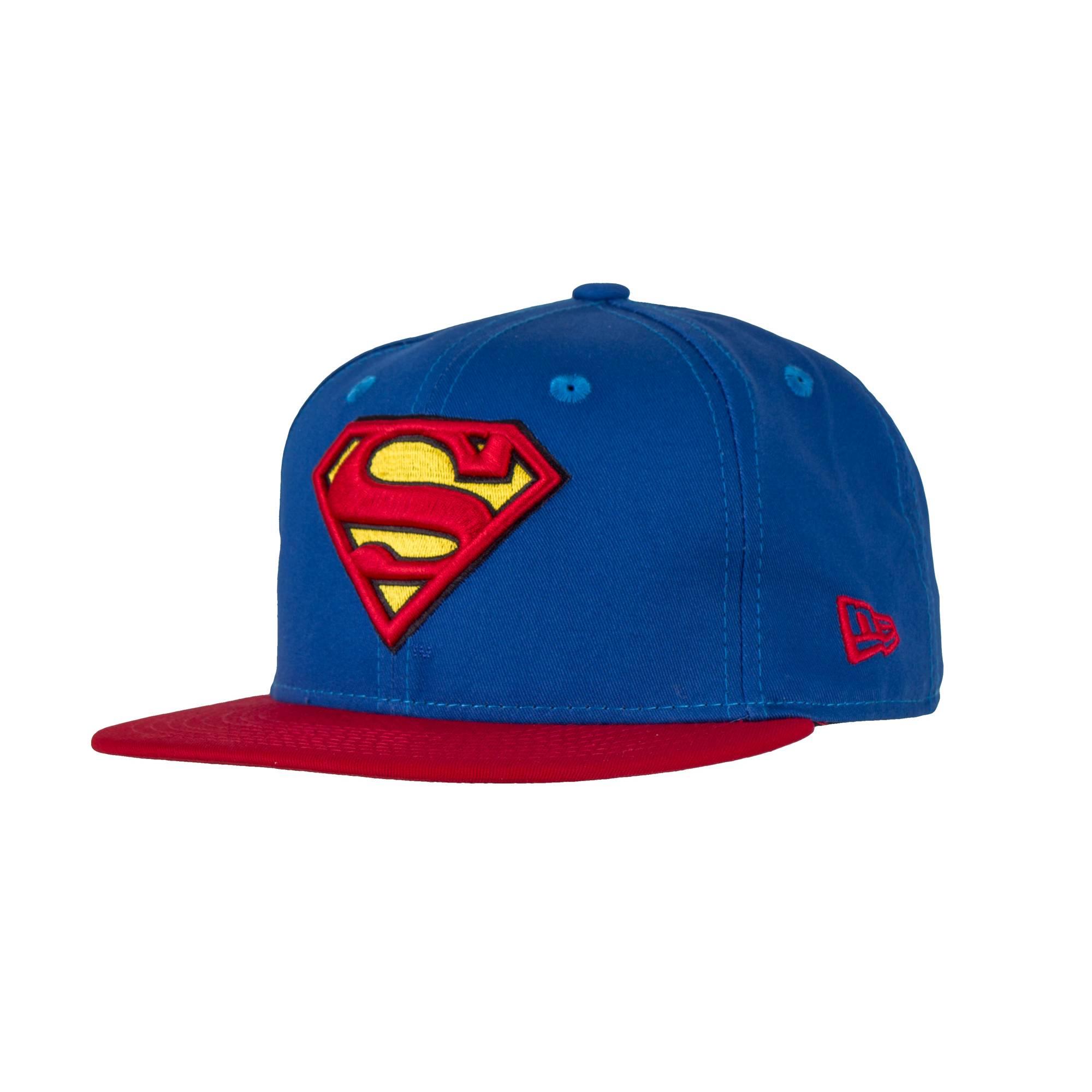 9a5f30ac77c70 NEW ERA - Gorra Snapback Superman 9 Fifty