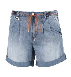 ONLY - Women's onlLulu Denim Shorts. Blue