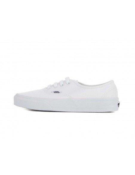 VANS - Authentic Unisex's White Shoes
