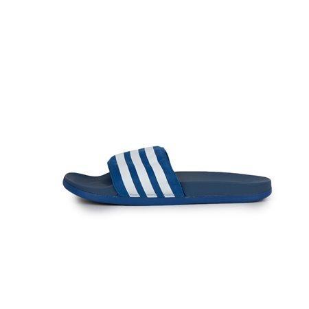 adidas Performance - Chanclas azul y blanco adilette SC+ Hombre