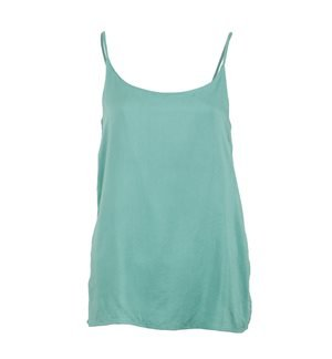 ONLY - Camiseta de manga corta onIGEGGO Mujer Turquesa