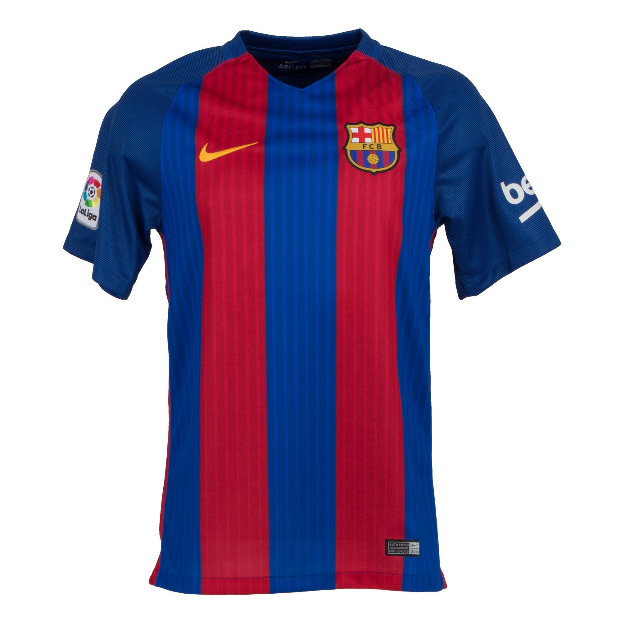45e2b17117f3c NIKE - Camiseta FC Barcelona Primera Equipación 2016 2017. Loading zoom