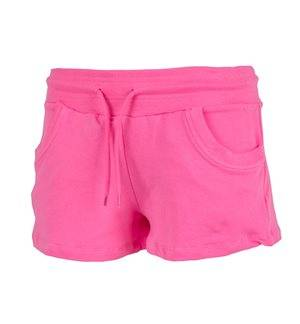LOSAN - Pantalón corto Training Mujer Rosa