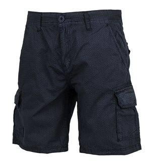 LOSAN - Pantalón corto Estampado Hombre Azul Marino