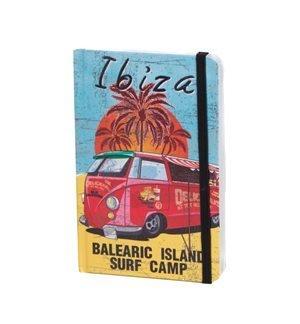 IBIZA - Libreta pequeña Surf Camp