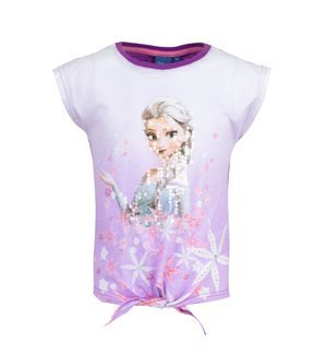 FROZEN - Top Frozen Junior Lila