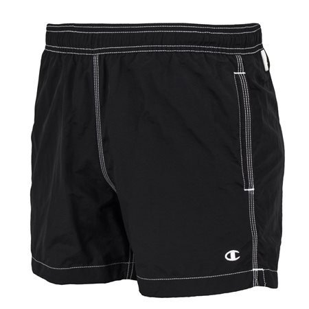 CHAMPION - Men's Bermuda Shorts Swimsuit Black