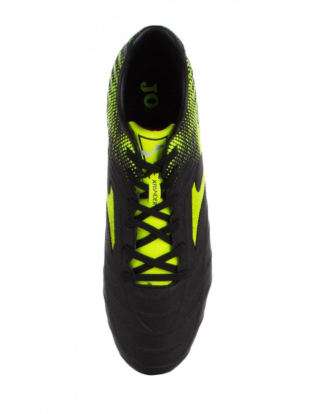 NIKE Flex Contact (GS) Kids' Grey/Fluor Yellow Shoes