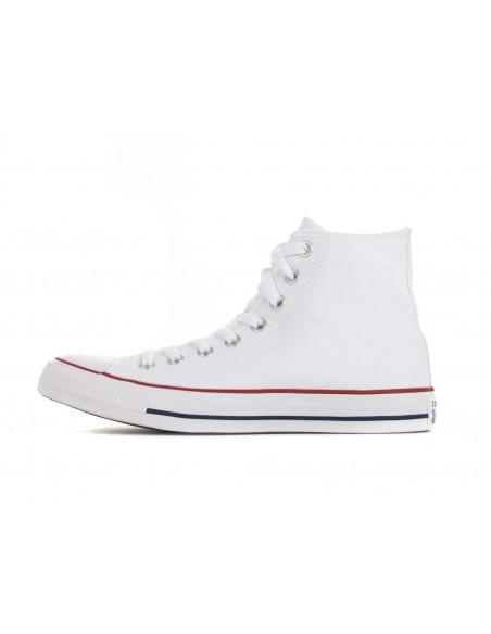 CONVERSE - Zapatillas blancas Chuck Taylor All Star Hi Unisex
