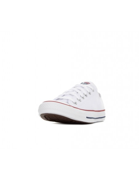 CONVERSE - Chuck Taylor All Star OX Unisex White Shoes