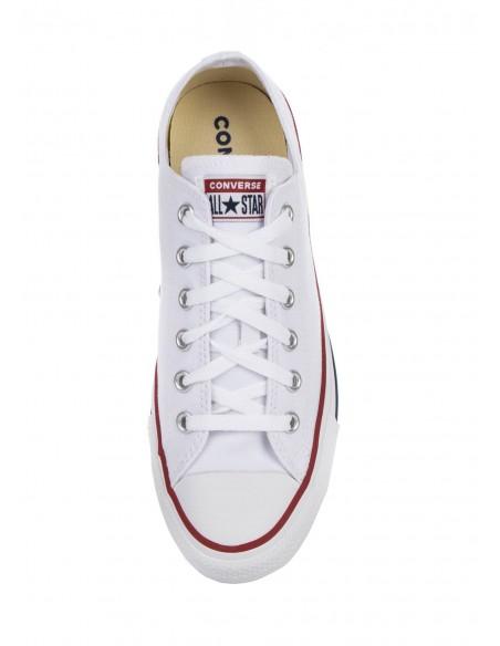CONVERSE - Zapatillas blancas Chuck Taylor All Star Ox Unisex
