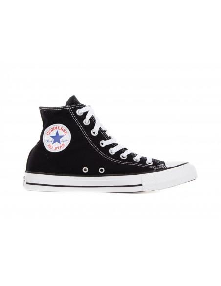 CONVERSE - Zapatillas negras Chuck Tayllor All Star Hi Unisex