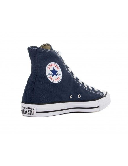 CONVERSE - Zapatillas azul marino Chuck Taylor All Star Hi Unisex