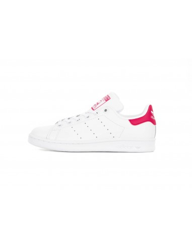 adidas Originals - Stan Smith Kids' White/Pink Shoes