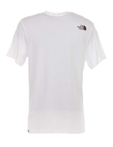 BILLABONG - Camiseta manga corta Black Road Hombre Blanco
