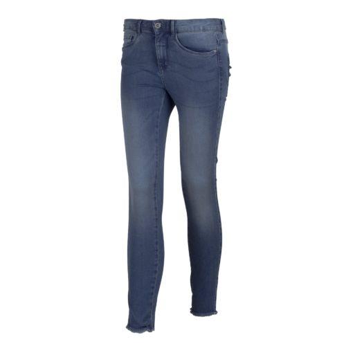 skinny fit pantalones